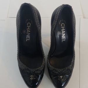 CHANEL Shoes - Chanel Limited Edition Heelss in Amazing Condition